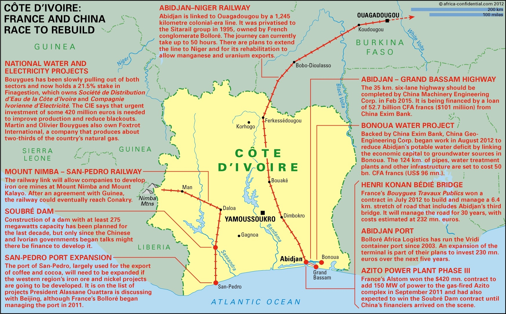 the geography and natural resources of cote divoire in west africa Cote d'ivoire geography of cate d'ivoire publique de cate d'ivoire), is a country in west africa nationality, cote d'ivoire natural resources.